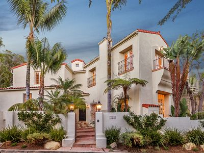 Photo for Great West LA Mansion With Pool and Distant Pacific Ocean Views
