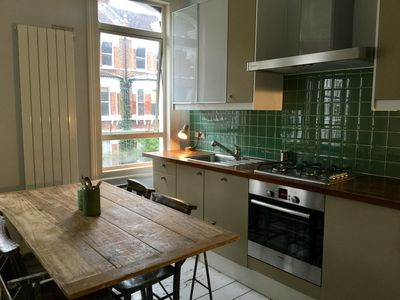 Photo for Vintage style,1 bed apartment close to Clapham