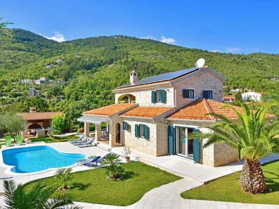 Photo for Vacation home Stonegate Estate in Brseč - 12 persons, 5 bedrooms