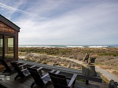 Photo for Monterey Dunes Beachfront , just steps away from your deck! Book now without waiting!