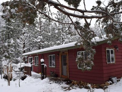 Photo for Stay At Sugar Bear Cabin! Pet Friendly!