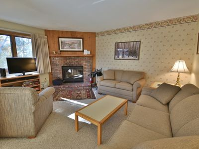Photo for 3 bedroom, Ground Floor Okemo condo on the Bull Run Trail.