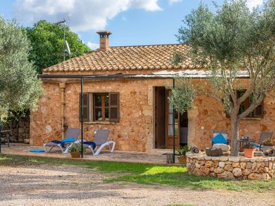 Photo for Perfect romantic hideaway surrounded by nature - Villa Son Salom