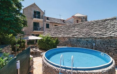 Photo for Family friendly house with a swimming pool Škrip (Brač) - 15100