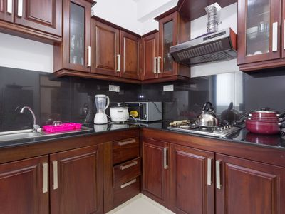 Photo for 3 Room Furnished Apartment in Dehiwela
