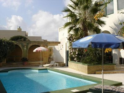 Holiday house Xaghra for 2 - 5 persons with 3 bedrooms - Farmhouse