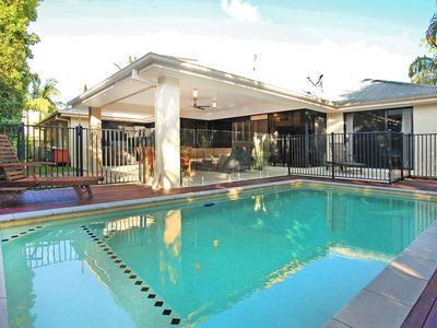 Photo for 4 bedroom home with air conditioning and pool