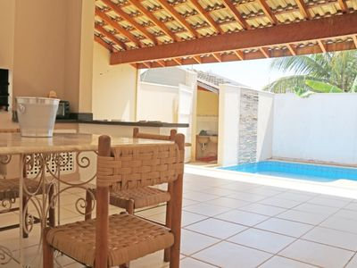 Photo for House Center in Family House with Swimming Pool