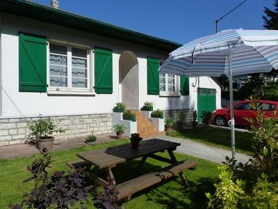 Photo for Studio 24 sqm house with garden (2-4 people)