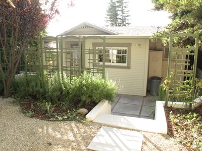 Photo for Charming Cottage Retreat in Silver Lake w Terrace- 30 Night Minimum