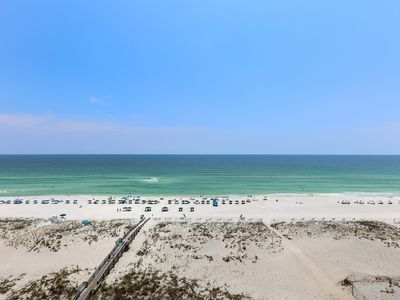 Photo for Beachfront Condo With Stunning View!