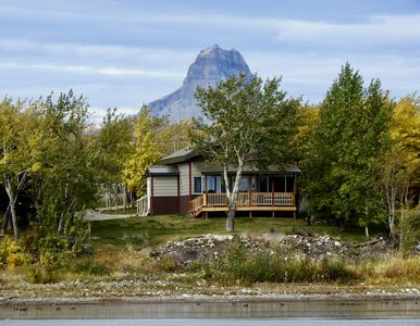 Photo for 3BR Cabin Vacation Rental in Babb, Montana