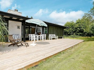 Photo for Stunning Holiday Home in Gilleleje with Terrace