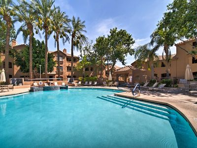 Photo for NEW! Scottsdale Condo w/ Pool - Mins to TPC Golf!