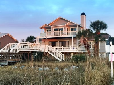 Photo for Lucky Sevens: Spectacular Oceanfront Home With 24/7 Beach And Stunning Views