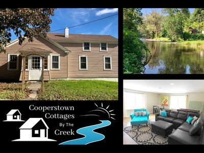 Photo for Cooperstown Cottages by the Creek