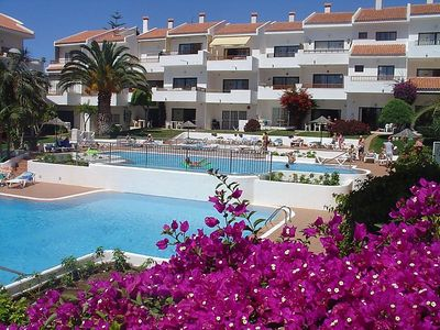 Photo for One bedroom Apartment, sleeps 3 in Los Cristianos with Pool