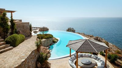 Photo for Aegean Oasis Luxury villa