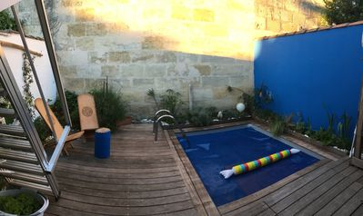 Photo for House near Bordeaux with swimming pool