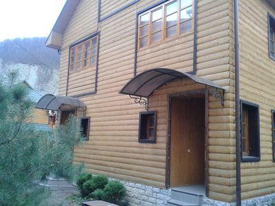 Photo for Romantic cottage for 68 people YAREMCHE