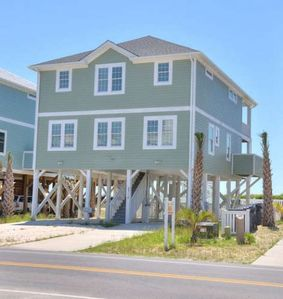 Photo for Oceanfront 5 BR, 4 BA Impeccable home with Private Pool& Elevator-Sleeps 12
