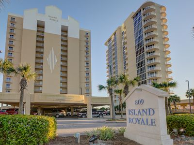 Photo for Newly remodeled Luxury Gulf front Condo...steps from the beach!