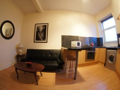 Photo for 1BR Apartment Vacation Rental in Dumbarton, Scotland