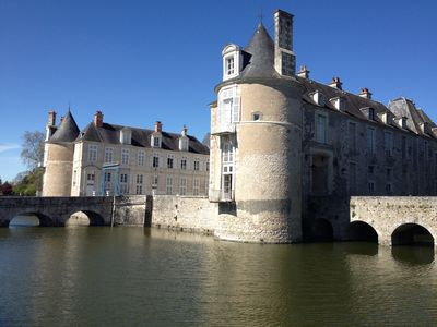 Photo for Superb apartment in the Castle - Castles of the Loire