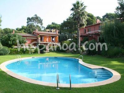 Photo for Llafranc house with pool - Vacation rental in Catalonia
