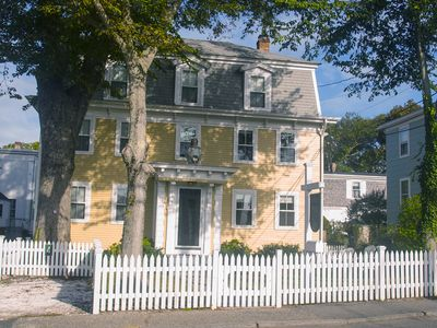 Photo for Charming 1-bedroom condo in East end of Provincetown with parking.
