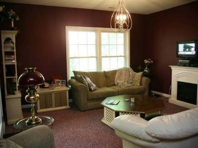 Photo for Home of the Hoosiers Extra Large 1300 sq ft Cozy Studio