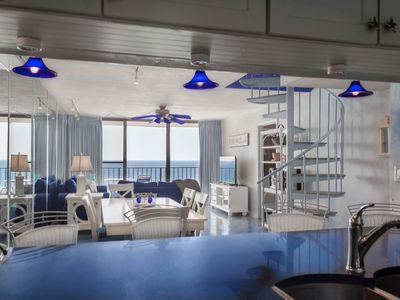 Photo for Edgewater Beach Resort! T2- 3BR/3BA Penthouse with Private Rooftop Deck! Wow!