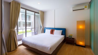 Photo for Baan SanKraam_1BR Apt, AAB-PoolView