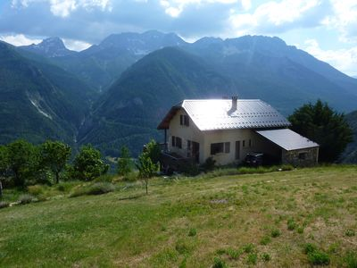 Photo for 4BR Chalet Vacation Rental in Les Thuiles, PACA