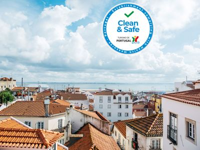 Photo for NEW! River View Portuguese Soul Alfama 8 people