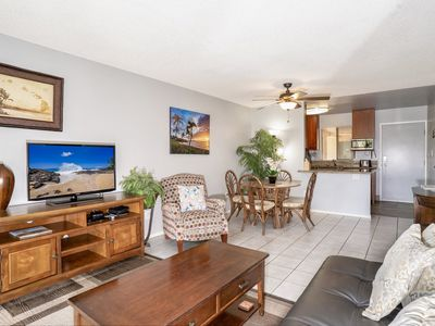 Pacific Shores, 2BR/2BA Condo just steps away from some of Kihei's best beaches