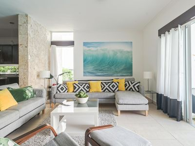 Photo for Costa Hermosa B102 - Walk to Beach, Dining, Shops - Ask Week/Month Discount