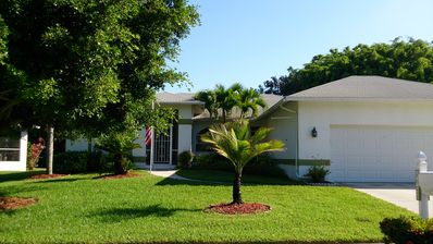 Photo for Holiday Villa Sunnypalms, in Fort Myers, quiet community, close to the beach