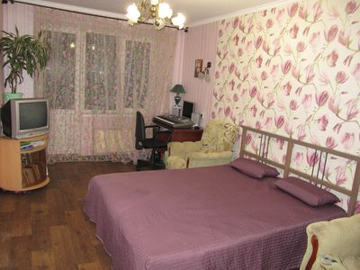 Photo for 2 room apartment-10 min to FIFA Stadium