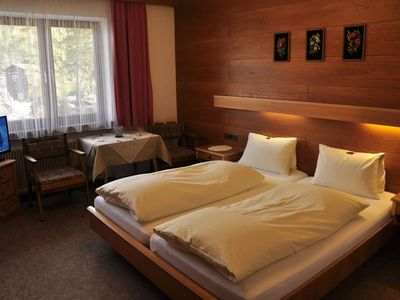Photo for Double room with shower, WC - FÜ - Activ-Pension Bergfrieden