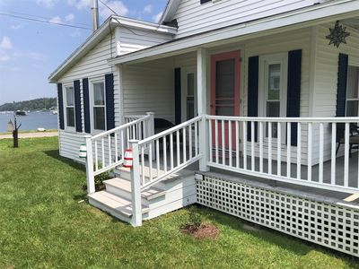 Photo for 2 Bedroom, 1 Bath cottage located on beautiful Garrison Cove