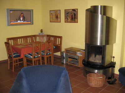 Photo for KH1 / 2/4 - Kaiserhof WG1 with fireplace