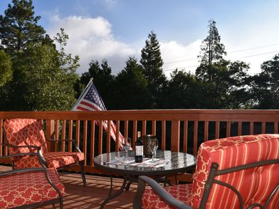 Photo for 4BR Cabin Vacation Rental in Lake Arrowhead, California