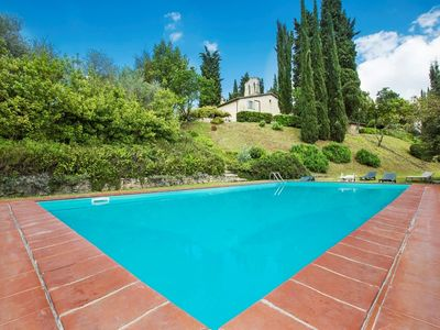 Photo for CHARMING VILLA near Siena with Pool & Wifi. **Up to $-1184 USD off - limited time** We respond 24/7