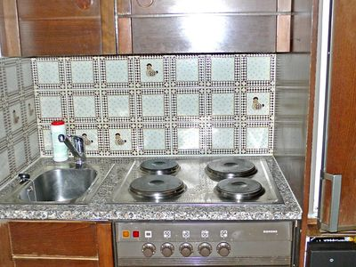 Photo for Apartment 399 m from the center of Silvaplana with Internet, Lift, Parking, Balcony (61409)