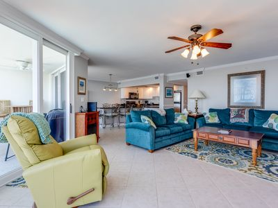 Photo for SeaSpray Perdido Key Unit 412 - Beautiful 2 BR 2 Bath Condo on the Old River