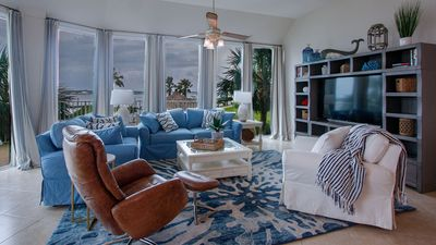 Photo for CRB0107 - Bright Corner Condo with Bay V