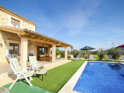 Photo for Vacation home Can Blancos in Mallorca/Inca - 8 persons, 4 bedrooms