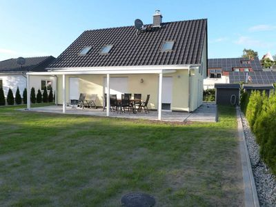 Photo for Holiday house M��wenkoje-3 bedrooms max. 6 pers. and 2 babies - Ferienhaus Möwenkoje / SCHU