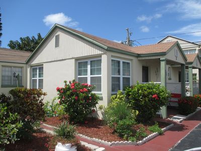 Photo for Updated and Adorable Madeira Beach Cottage- Fall & Winter Deals!